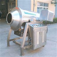 YC-600L麦麸自动搅拌炒熟电磁滚筒炒锅
