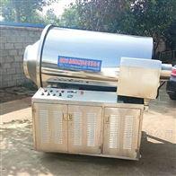 YC-100L各种农产品电磁滚筒炒锅