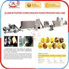 双螺杆膨化机食品设备生产线