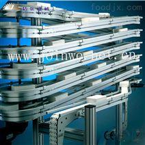 厂家专业定制螺旋升降柔性链输送机