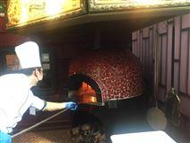 披萨炉窑炉披萨果木烤酒店设备