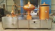 JALD-300白兰地(威士忌)夏朗德壶式蒸馏设备
