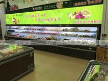 惠州分体式果蔬展示柜一台多少钱