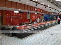 浙江中型豬肉鮮肉柜多少錢哪里有賣