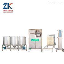 肇庆豆干生产设备,全自动豆腐干机厂家培训