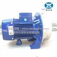 WB70/037-B卧式不锈钢泵 卧式耐腐蚀食品泵