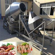倾斜式肉类液压真空滚揉机全自动滚揉设备