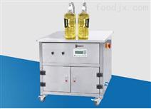 半自动玉米油灌装机器