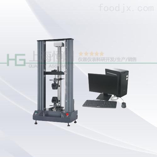 国产0.5级的500N/50KG铝箔推拉力测试仪