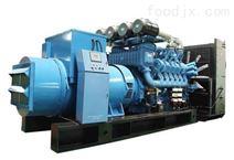 奔驰(MTU)2000KW柴油发电机组
