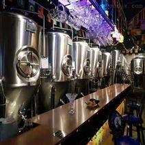 網紅音樂餐吧德國精釀啤酒設備廠家