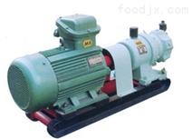 煤层注水泵渗透能力自动调节