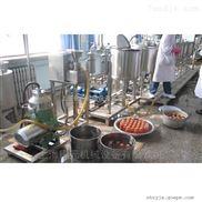自動化小型果汁飲料生產線