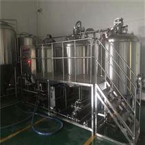 供应全套生产精酿啤酒设备