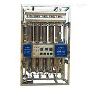 中鏈企通環保網直供冠宇牌列管多效蒸餾水機