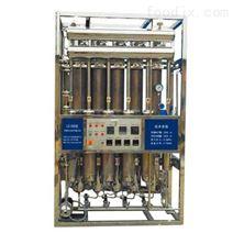 中链企通环保网直供冠宇牌列管多效蒸馏水机
