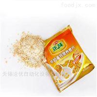 QY-800水果麦片等颗粒物药品包装机