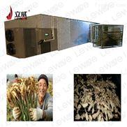 山东7P网带式空气能蔬菜烘干设备