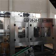 CGF24-24-8厂家直销瓶装纯净水灌装生产线