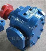 华潮LB10/0.6保温齿轮泵  易凝固液体介质泵