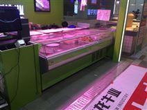 鮮肉展示柜熟食冷藏柜鮮肉熟食廠家直銷