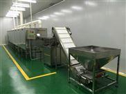 郑州环保五谷杂粮烘焙设备,微波环保隧道烘熟机
