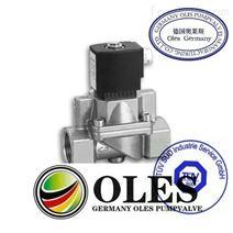 進口四氟塑料電磁閥(德國奧萊斯OLES品牌)