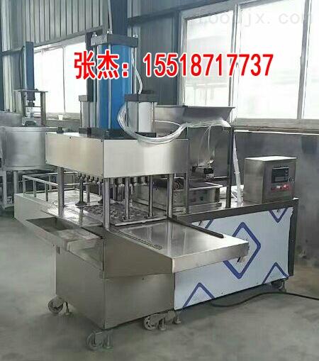 广东全自动月糕机设备成型机