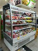新乡超市风幕柜定做价格_饮品展示柜