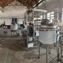 不锈钢小型果汁生产线