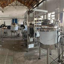 厂家直销全自动饮料生产果汁饮料灌装生产线