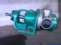 紅旗NYP111型高粘度內齒泵產品介紹