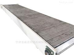 防滑装卸链板输送机