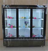 郑州鲜花展示柜厂家-高档鲜花柜定做价格