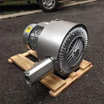雙葉輪4KW高壓風機