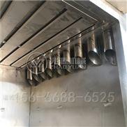 益阳熏豆干机器,豆块水豆腐烟熏炉