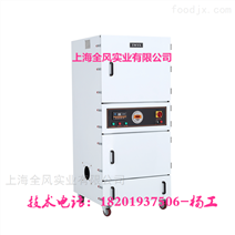 QF-JCMC-2200A柜式反吹石墨脉冲粉尘集尘器