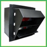 玻璃钢防腐边墙风机 DWEX-250D4边墙碳钢