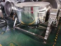 可倾式电加热夹层锅 火锅底料自动炒锅
