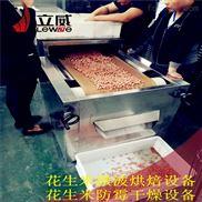 五香花生米烘烤炉 杂粮微波烘焙设备