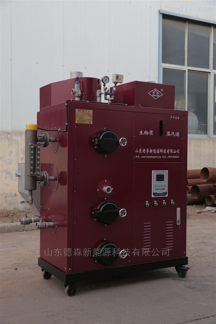 DS-100-全自动小型生物质蒸汽发生器