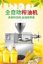 XZ-Z506-2商用小型全自动豆类榨油机厂家直销