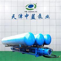 漂浮式浮筒式軸流泵