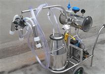 單桶奶牛擠奶機