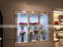 江苏开花店购买哪种鲜花展示柜比较好