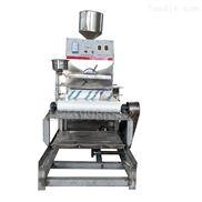 南昌大型全自動不銹鋼搟面皮機仿手工涼皮機