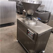 利特廠家氣動定量灌腸機/齒輪扭結灌腸設備