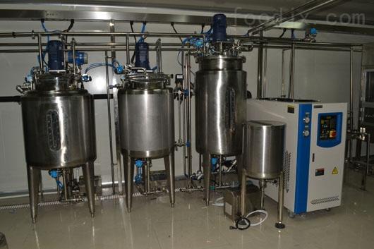 50-500KG/酸奶生产线