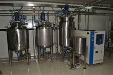 中小试发酵型牛奶生产线