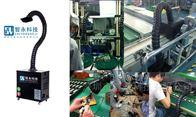 A-012激光打标橡胶烟尘过滤装置